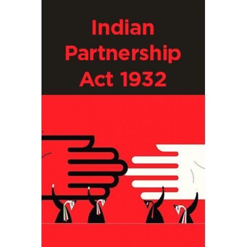 36301243 indian partnership act 1932 Ca ipcc, cs executive and llb - indian partnership act ca ipcc, cs registration and amendment of a firm as per indian partnership act, 1932.