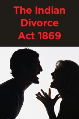 The Indian Divorce Act 1869