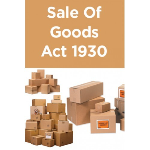 case study of sale of goods act Implied terms of the sale of goods act,  in the case of a sale,  where i can find study resources for nearly all my courses, get online help from tutors 24/7 .