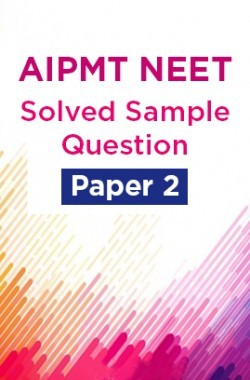 AIPMT NEET Solved  Sample Question Paper 2