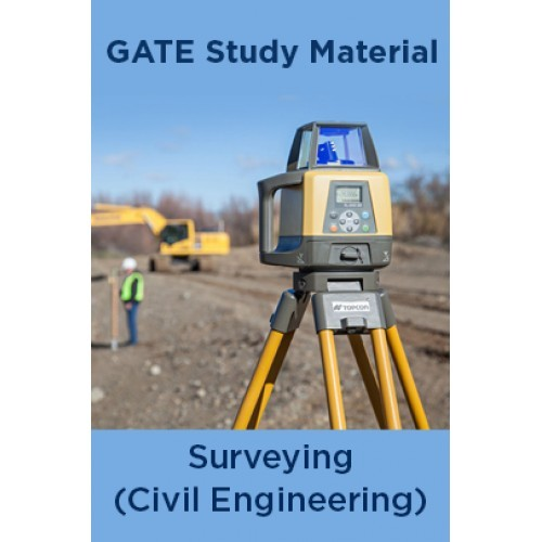 Gate Study Material Surveying Civil Engineering By Panel