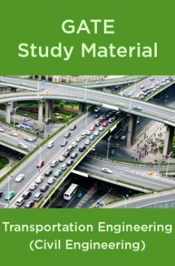 GATE Civil Engineering (CE) Study Materials