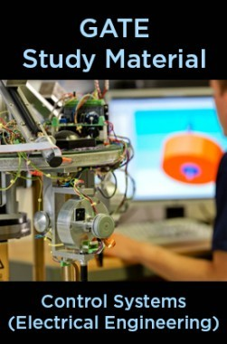 GATE Study Material Control Systems (Electrical Engineering)