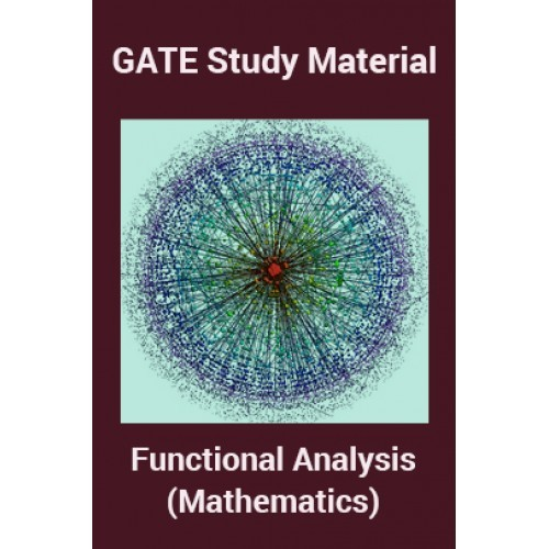 Gate Study Material Functional Analysis Mathematics By