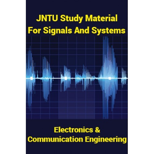 Jntu Study Material For Signals And Systems Electronics