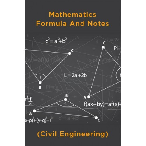 Mathematics Formula And Notes Civil Engineering By Panel