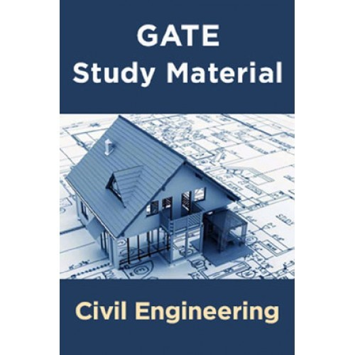 GATE Study Material For Civil Engineering by Panel Of ...