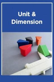 Unit & Dimension