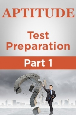 Aptitude Test Preparation Part 1