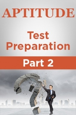 Aptitude Test Preparation Part 2
