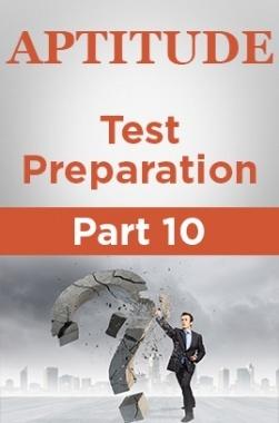 Aptitude Test Preparation Part 10