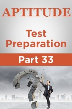 Aptitude Test Preparation Part 33