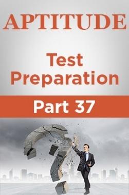 Aptitude Test Preparation Part 37