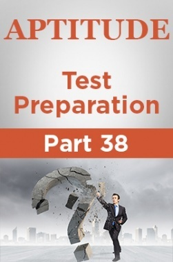 Aptitude Test Preparation Part 38