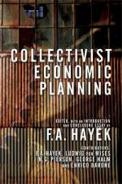 Collectivist Economic Planning eBook