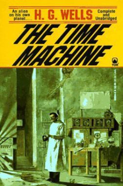 The Time Machine eBook By H G Wells