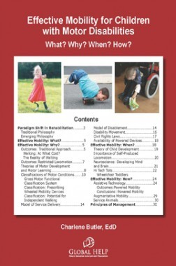Effective Mobility For Children With Motor Disabilities