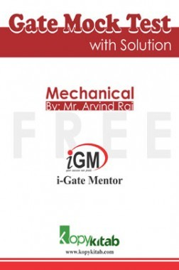 Free iGate Mock Test Mechanical I