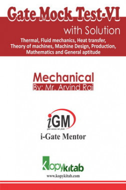 iGate Mechanical Mock Test VI With Solution By Mr Arvind Rai