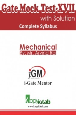 iGate Mock Test Mechanics XVII With Solution