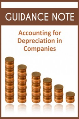 Guidance Note on Accounting for Depreciation in Companies