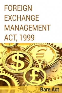 Foreign Exchange Management Act, 1999 Notes