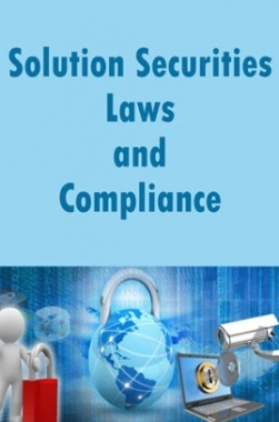Solution Securities Laws and Compliance