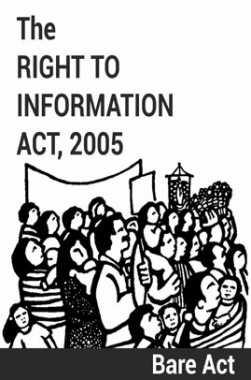 The Right to Information Act, 2005 Notes