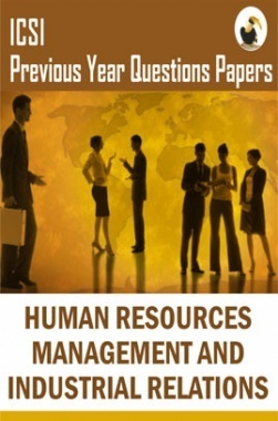 ICSI Human Resources Management and Industrial Relations Question Paper