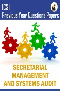 ICSI Secretarial Management and Systems Audit Question Paper