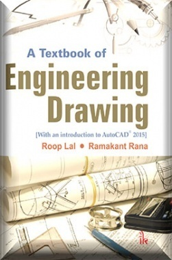 A Textbook of Engineering Drawing