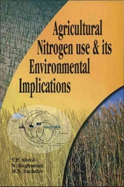 Chapter 20 Of Agricultural Nitrogen Use and its Environmental Implications