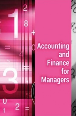 Accounting and Finance for Managers Notes