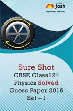 CBSE Class 12th Physics Solved Guess Paper 2016 (Set-I)