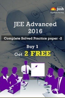 JEE Advanced Solved Practice Paper (Set-VII)