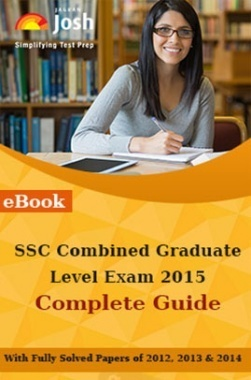 SSC Combined Graduate Level Exam 2015 Complete Guide
