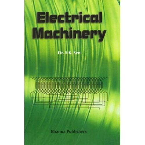 electrical machinery by ps bimbhra pdf