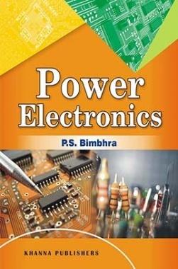 Power Electronics eBook By Dr. P.S. Bimbhra