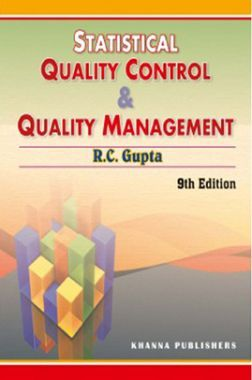 Statistical Quality Control & Quality Management