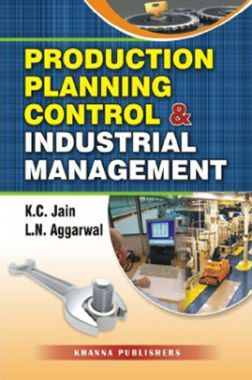 Production, Planning, Control And Industrial Management