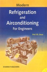 Modern Refrigeration And Air Conditioning For Engineers