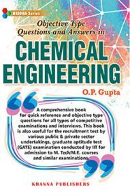 Chemical Engineering (Objective Type Questions And Answers)