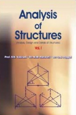 Analysis of Structures Vol. I eBook By Vazirani and Ratwani