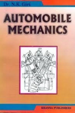 automobile mechanics by nk giri pdf
