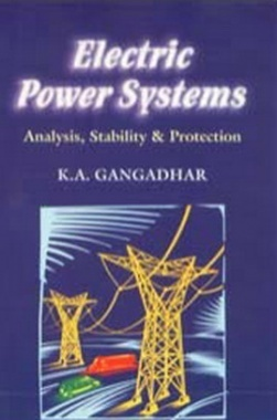 Electric Power System-Analysis, Stability and Protection eBook By K.A. Gangadhar