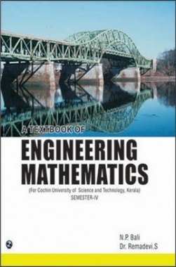 A Textbook of Engineering Mathematics (CUST, KERALA)  Sem IV
