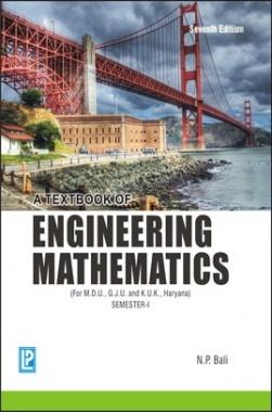 A Text Book of Engineering Mathemaics Sem-I (Haryana) By N.P.Bali