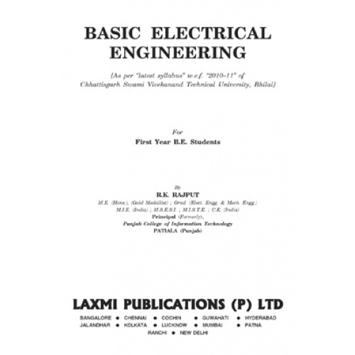 Basic electrical engineering bhilai by rkrajput pdf download basic electrical engineering bhilai by rkrajput fandeluxe Image collections