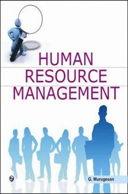 Human Resource Management By G. Murugesan