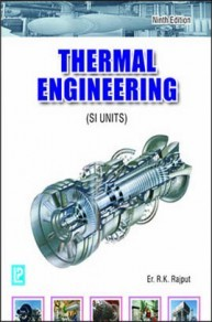 Thermal Engineering (Si Units) By Er. R.K. Rajput
